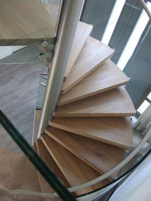 Particulier archieven allstairs trappen - Moderne trap kwartslag ...