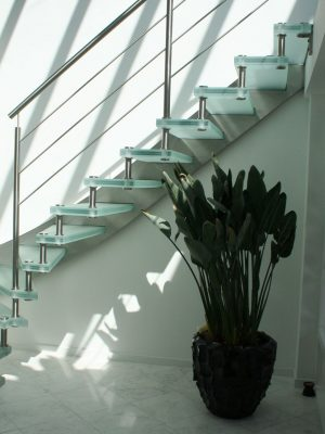Home allstairs trappen - Moderne trap kwartslag ...