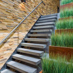 Betonnen trap-aannemers