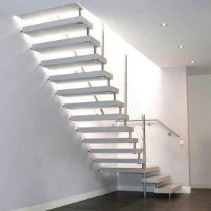betonnen trap