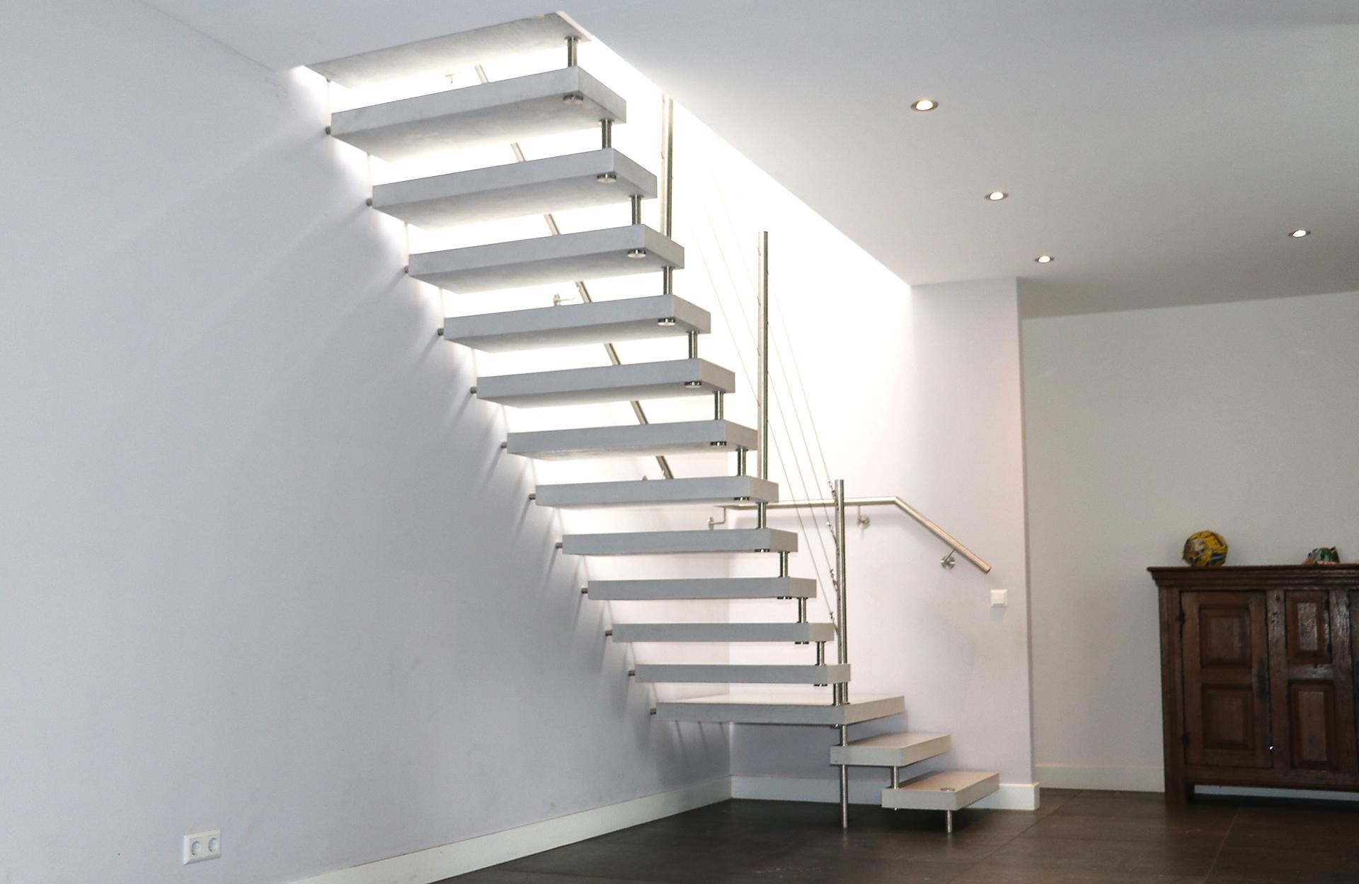 Betonnen Trap Voorbeelden : Betonnen trap ecosia
