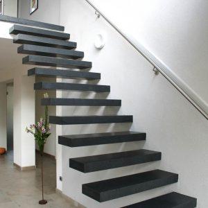 Open trap natuursteen 01