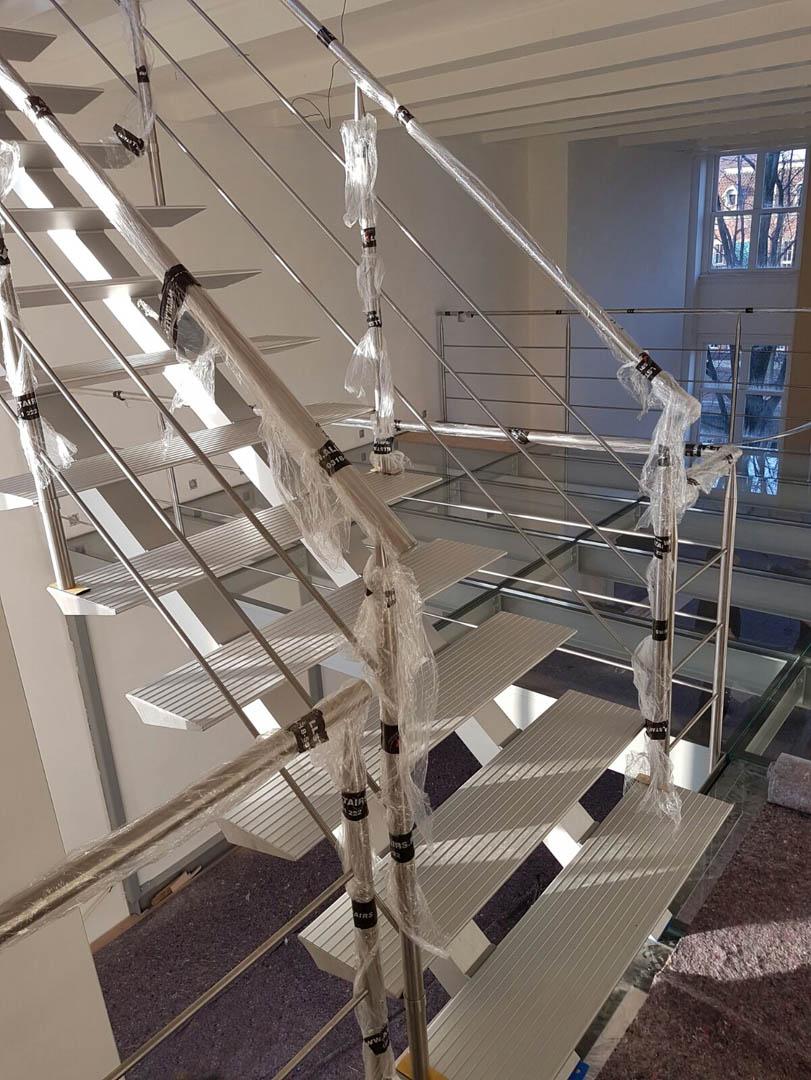trap aluminium glas 04
