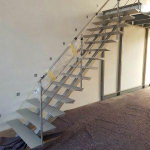 trap aluminium glas 03